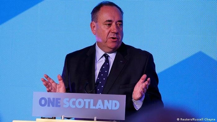 Alex Salmond: Većina trenutno nije željela nezavisnost.