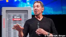 USA Wirtschaft Oracle Chef Larry Ellison