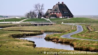 Хутор в Шлезвиг-Гольштейне