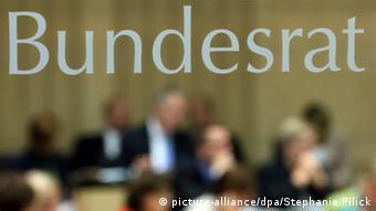 Bundesrat Abstimmung zur Verschärfung des Asylrechts 19.09.2014