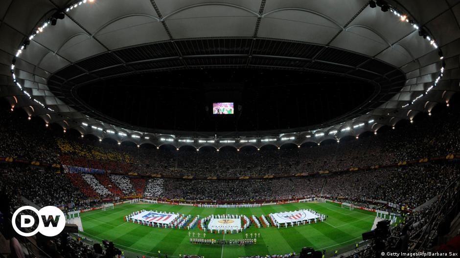 Stadioanele Campionatului European de Fotbal
