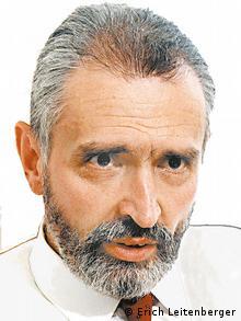 Erich Leiteberger, zëdhënës i shtypit i fondacionit Pro Oriente