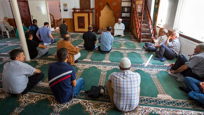 Aktionstag der deutschen Muslime 19.9.2014