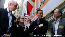 New York Börsengang Alibaba 19.9.2014