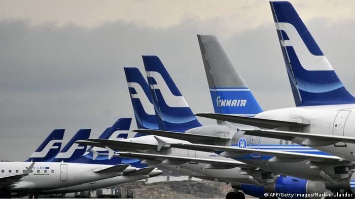 Finnair Flugzeuge