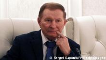Minsk Verhandlungen Ostukraine Kutschma