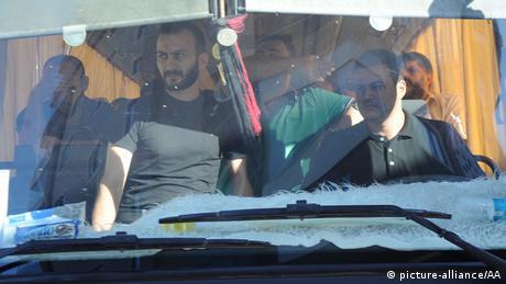 إطلاق سراح الرهائن الأتراك المحتجزين لدى ″داعش″   أخبار   DW.DE   20.09.2014