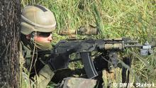 NATO-Manöver Rapid Trident