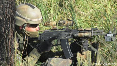 Рада дозволила участь іноземних солдатів у військових навчаннях в Україні