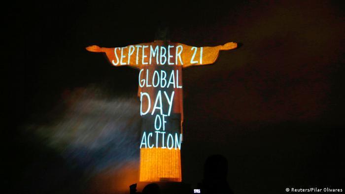 People's Climate March Rio de Janeiro 18.09.2014
