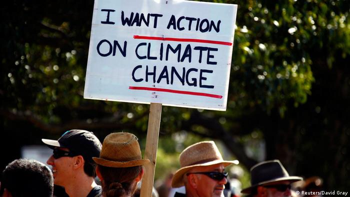 People's Climate March Sydney 21.09.2014