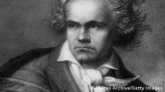 Beethoven Porträt (Foto: Hulton Archive/Getty Images)