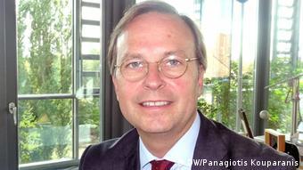 Ο γερμανός υφυπουργός Παιδείας και Έρευνας, Τόμας Ράχελ