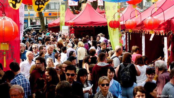 Bildergalerie Chinafest 2014 Köln