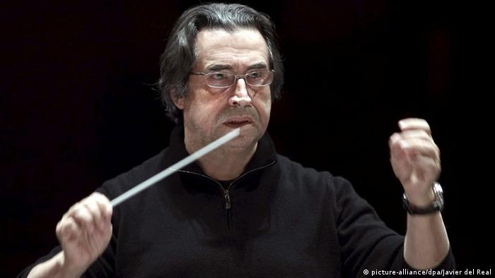 Riccardo Muti (picture-alliance/dpa/Javier del Real)