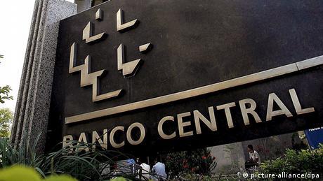 Gebäude der Banco Central do Brasil