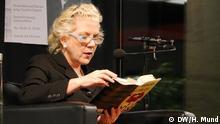 Jennifer Clement Schriftstellerin Lesung in Köln 18.09.2014