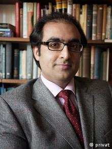 Roham Alvandi Geschichtsprofessor