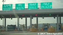 Äthiopische Autobahn