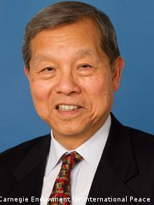 Porträt Yukon Huang