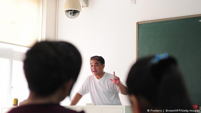 China Uigurien Menschenrechte Prozeß gegen Regimekritiker und Wirtschaftswissenschaftler Ilham Tohti in Urumqi