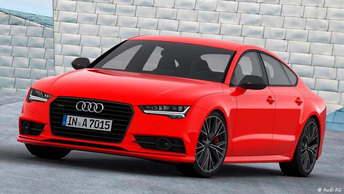 Audi A7 Sportback 3.0 TDI Competition 2014