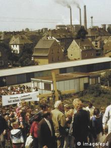 Umweltbewegungen in der DDR (imago/epd)