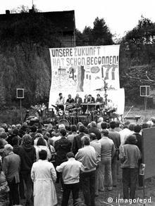 Λειψία, πορεία, 1989