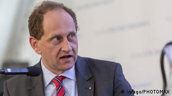 O γερμανός ευρωβουλευτής των Φιλελευθέρων Αλεξάντερ Λάμπσντορφ