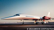 Aerion AS 2 Überschall Flugzeug