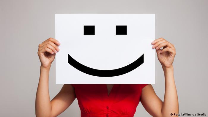 Emoticon Symbol Lächeln