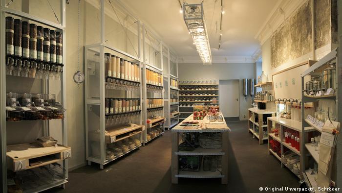 Bildergalerie Supermarkt Original Unverpackt