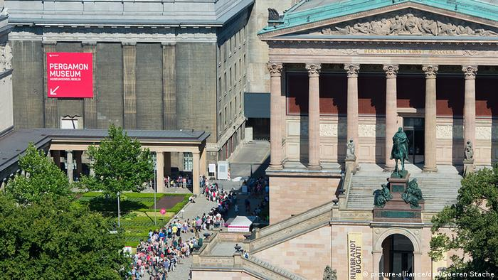 Pergamon Museum Berlin Deutschland