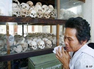 Die Opfer der Roten Khmer (Foto:ap)