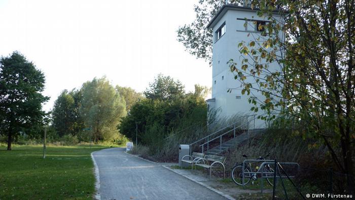 Museu na torre de fronteira