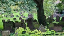 Jüdischer Friedhof Heiliger Sand in Worms 016