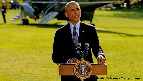 Obama: 'Not America's fight alone' | News | DW.DE | 23.09.2014