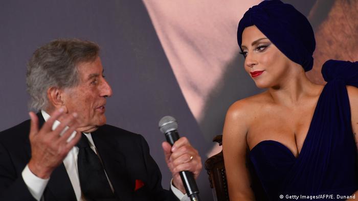 Album Cheek to Cheek von Tony Bennett und Lady Gaga