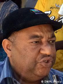 QUALITÄT Wahlkampagne Quelimane Mosambik - Latifo Sharifo RENAMO Partei