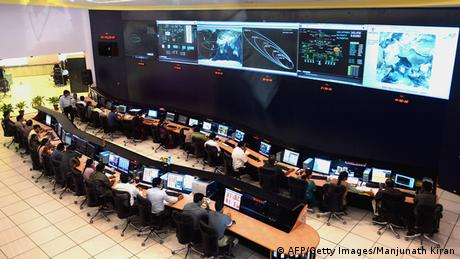 Bildergalerie Indien Mars Orbiter Mangalyaan Archivbild