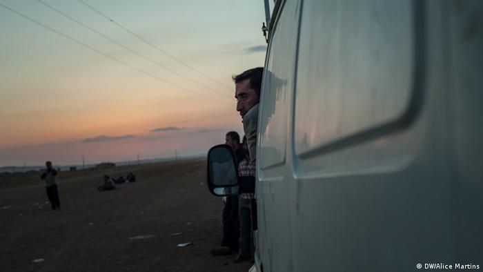 Kurden fliehen vor der IS-Gewalt