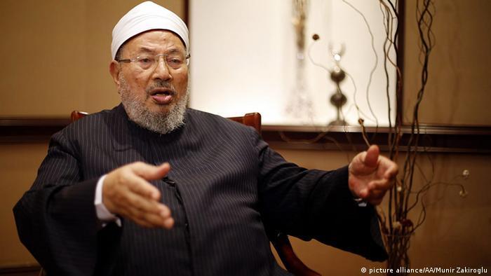 Yusuf al-Qaradawi (picture alliance/AA/Munir Zakiroglu)