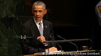 UN Klimakonferenz 2014 in New York 24.09.2014 - Barack Obama