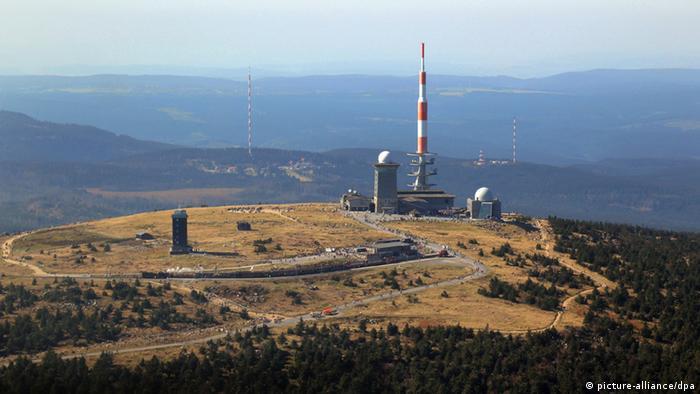 Der Harz – vom Brocken nach Wernigerode | Deutschlandtour ...