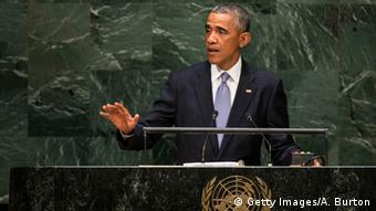 UN Vollversammlung 24.09.2014 - Barack Obama