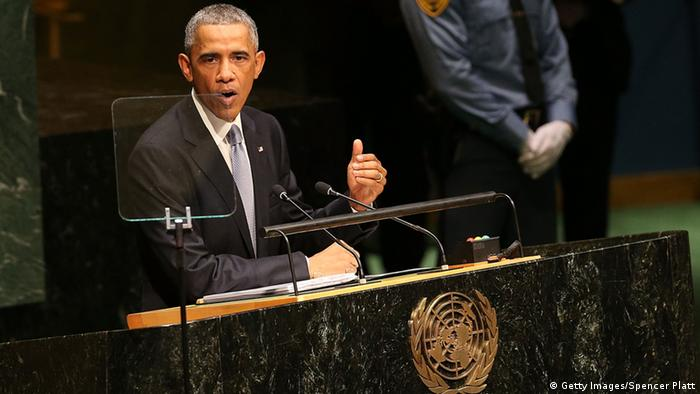 Barack Obama's speech at the UN
