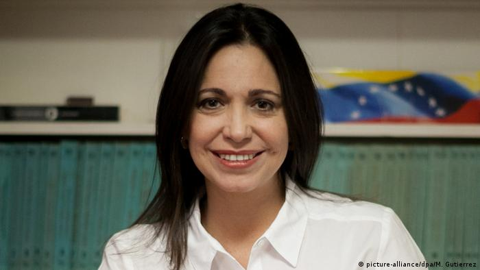 Maria Corina Machado (picture-alliance/dpa/M. Gutierrez)