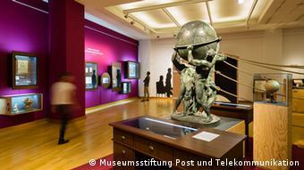 На выставке в Берлине