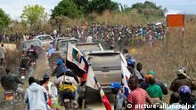 Wahlkampf 2014 Mosambik Renamo Afonso Dlhakama