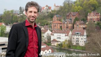 Boris Palmer Oberbürgermeister Tübingen ARCHIV 2013